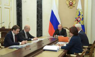 Putin fires five generals and chief of Federal Penitentiary Service