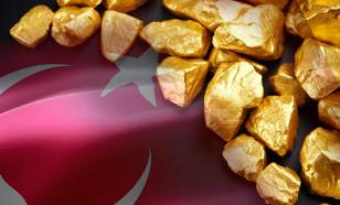 Turkey withdraws its gold from USA