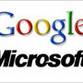 Microsoft clashes with Google over new Google software