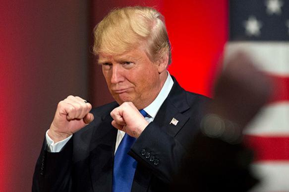 The Assault on Trump