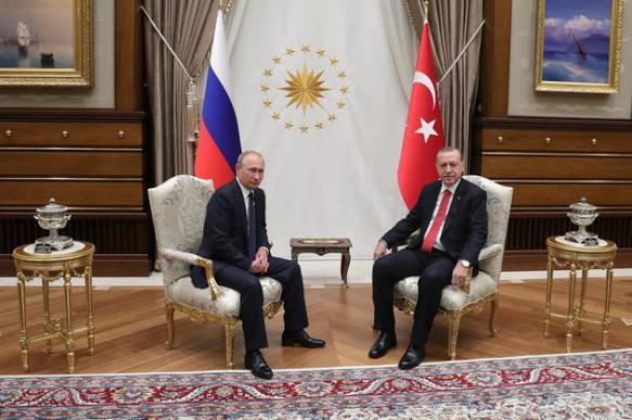 Putin beats Trump in Turkey