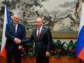 Czech Republic seeks Putin's support at the UN