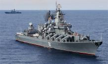 The power of the Baltic Fleet of Russia