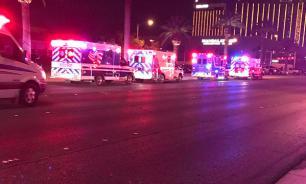 White American males guilty of Las Vegas massacre?