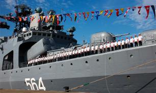 Russia to build naval base in Syria's Tartus