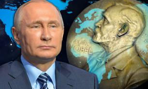 Putin and Trump to fight for Nobel Peace Prize?