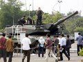 Germany gluts Algeria with weapons