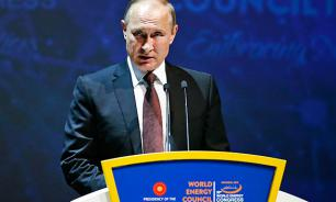 Putin does not see the end of the era of hydrocarbons