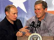 """Putin and Bush could talk about """"anything"""""""