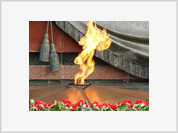 Russians light thousands of candles to pay tribute to 26 million victims of Great Patriotic War