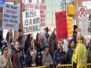 Grab Bush and lock him up says Amnesty