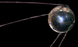 Russian Space Forces: In memory of sputnik