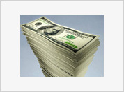 US economy enjoys inflow of 300 billion dollars