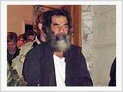 USA is short of evidence to prosecute Saddam