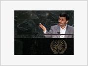 George W. Bush and Nicolas Sarkozy make Mahmoud Ahmadinejad look ridiculous in New York
