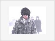 Russia's Yakutia Republic suffers from Arctic temperatures