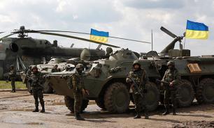 Ukraine and US wage war in Lviv