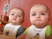 Birth of twins: Devil's will or double joy?