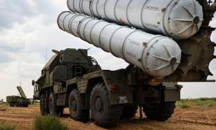 Russia's S-300 systems against Tomahawk missiles flying towards Syria