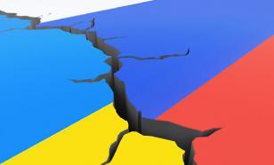 Russian PM Medvedev speaks about sanctions against Ukraine