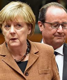 France and Germany to create Superstate