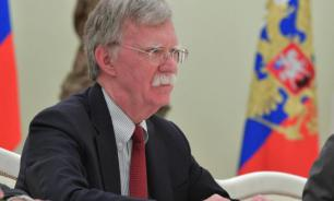 Bolton in Moscow: Wasting words, beating the wind?