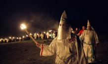 Who killed Ku Klux Klan leader Frank Ancona?