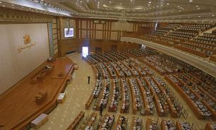 From Myanmar, to Whitehall, to Washington - Politics Festering Nadir