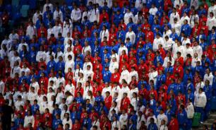 Russian fans to sing national anthem in South Korea despite prohibitions