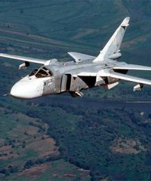 Su-27 fighter jets get ready for battle