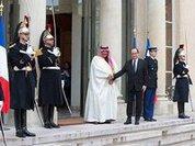 France sells its highest order to Saudi Arabia