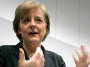 Germany's Merkel wants to destroy Serbia completely