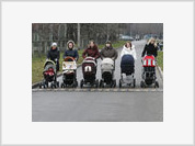 Angry Moscow Moms Struggle Against Cars and Dog Droppings
