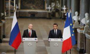 Putin in Versailles: Macron pays Russian president highest honor