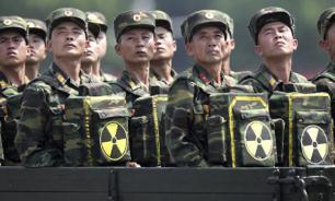 Kim Jong-un: 'Nuclear weapons let people enjoy happy life under blue skies'