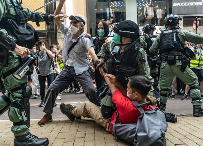 Why the Hong Kong Pro-Democracy Protests Failed