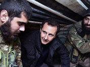 For Syria! For Assad!