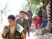 NATO member Turkey kills 100 rebels in Iraq