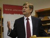 Russia tastes nasty for former ambassador Michael McFaul