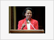 Condoleezza Rice wants Russia to acknowledge USA's interests on post-Soviet space