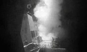 US strikes Yemen in revenge for Navy's shelling