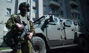 Foreign mercenaries from Poland arrive in Donbas