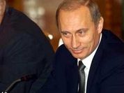 Vladimir Putin aboard Arkhangelsk atomic submarine