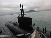 Submarines to be replaced with underwater tanks?