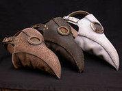 Plague doctors and big beaks