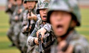 China's military potential is at Europe's heels