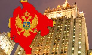 Russia responds to Montenegro's sanctions
