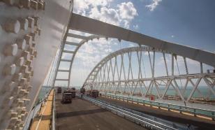 Ukraine wants to own the Crimean Bridge that Russia is building