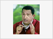 """Chavez: """"My opponent in the recall vote is George W. Bush"""""""