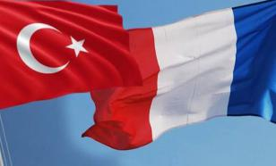 Russia needs to learn serious lessons from Turkey-France conflict